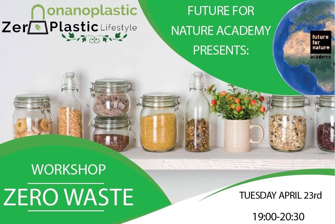Zero (plastic) waste workshop