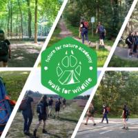 """Walk for Wildlife"" – Raising awareness towards nature fragmentation"